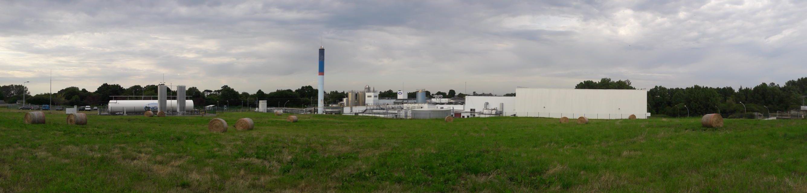 Site Danone surveillé par Devances